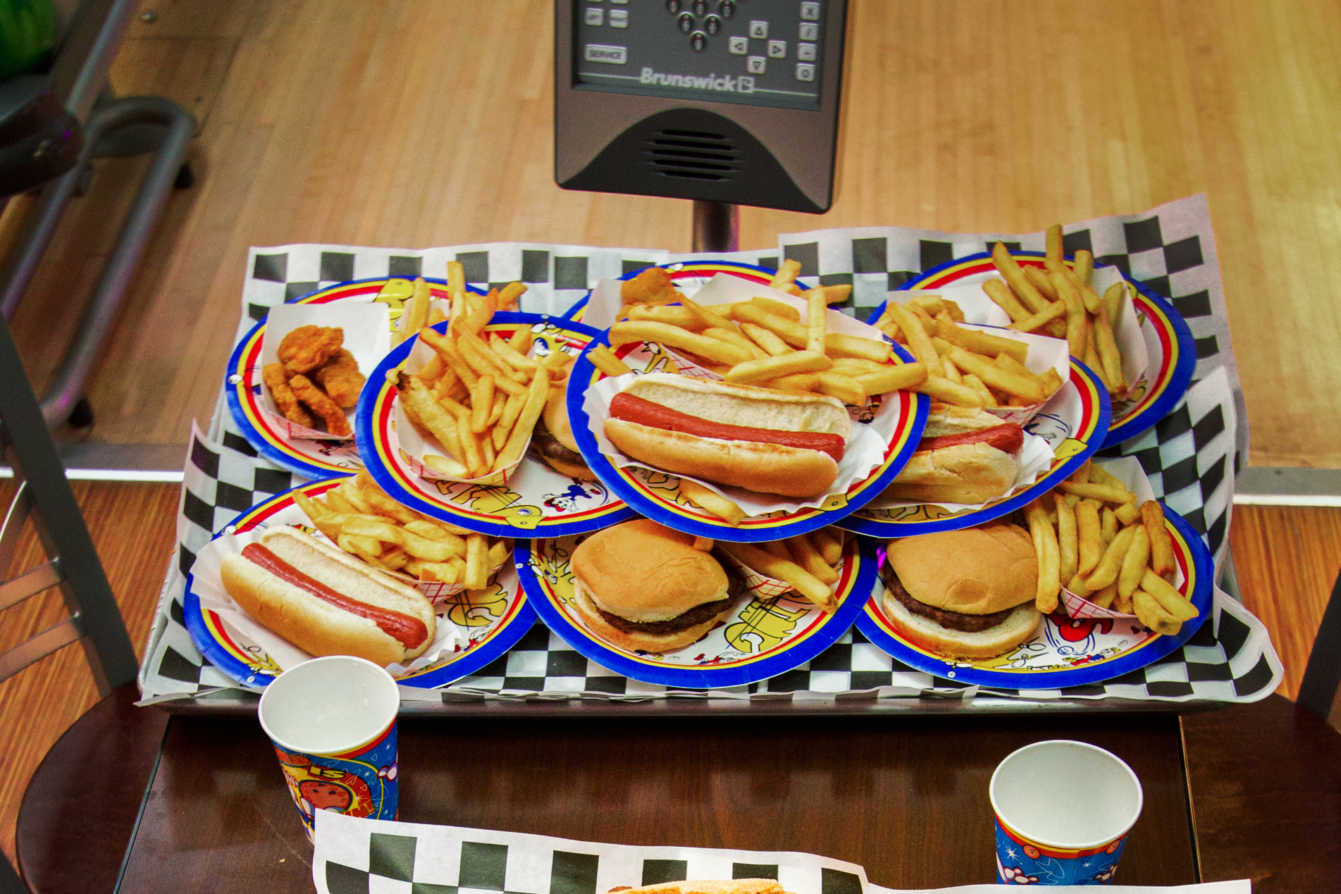 Food and Drink | Funfest Bowling Center - Brooklyn, NY 11234
